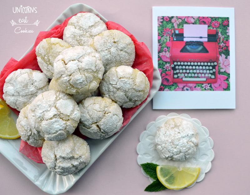biscotti al limone morbidi ricetta facile
