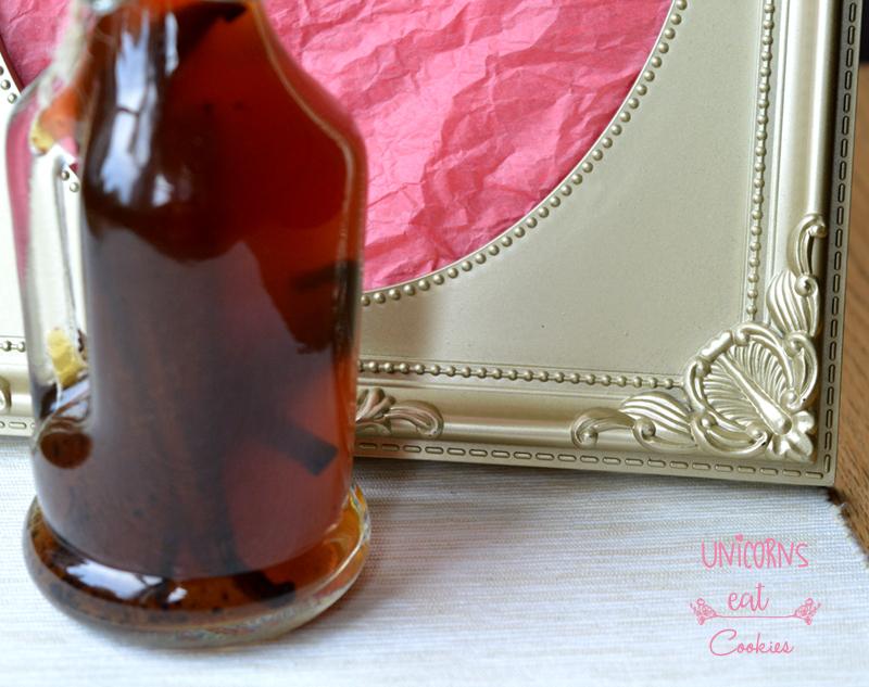 estratto essenza vaniglia home made fatto in casa naturale