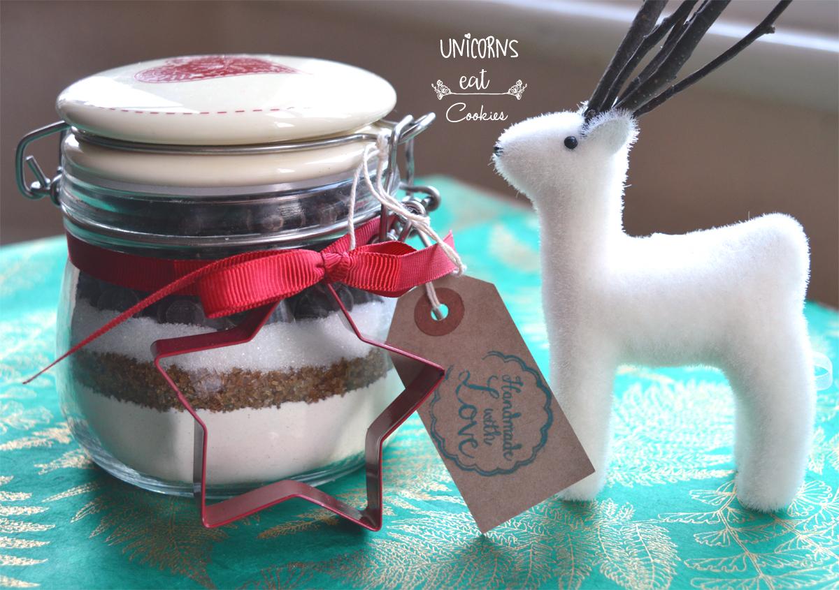 mason jar cookie mix, vasetto, preparato per cookies, diy, gift idea, idea regalo, Christmas, Natale, fatto a mano, handmade, fatto a casa, homemade, cookies, biscotti, barattolo,