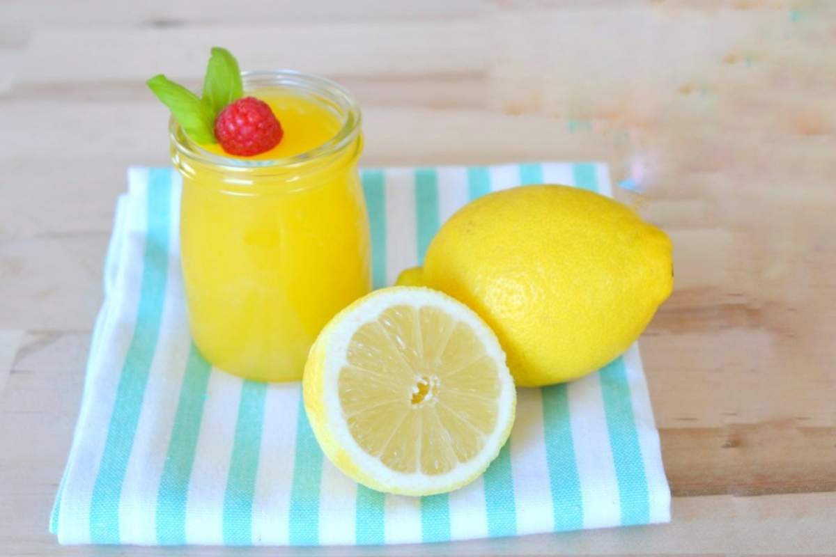 ricetta facile lemon curd