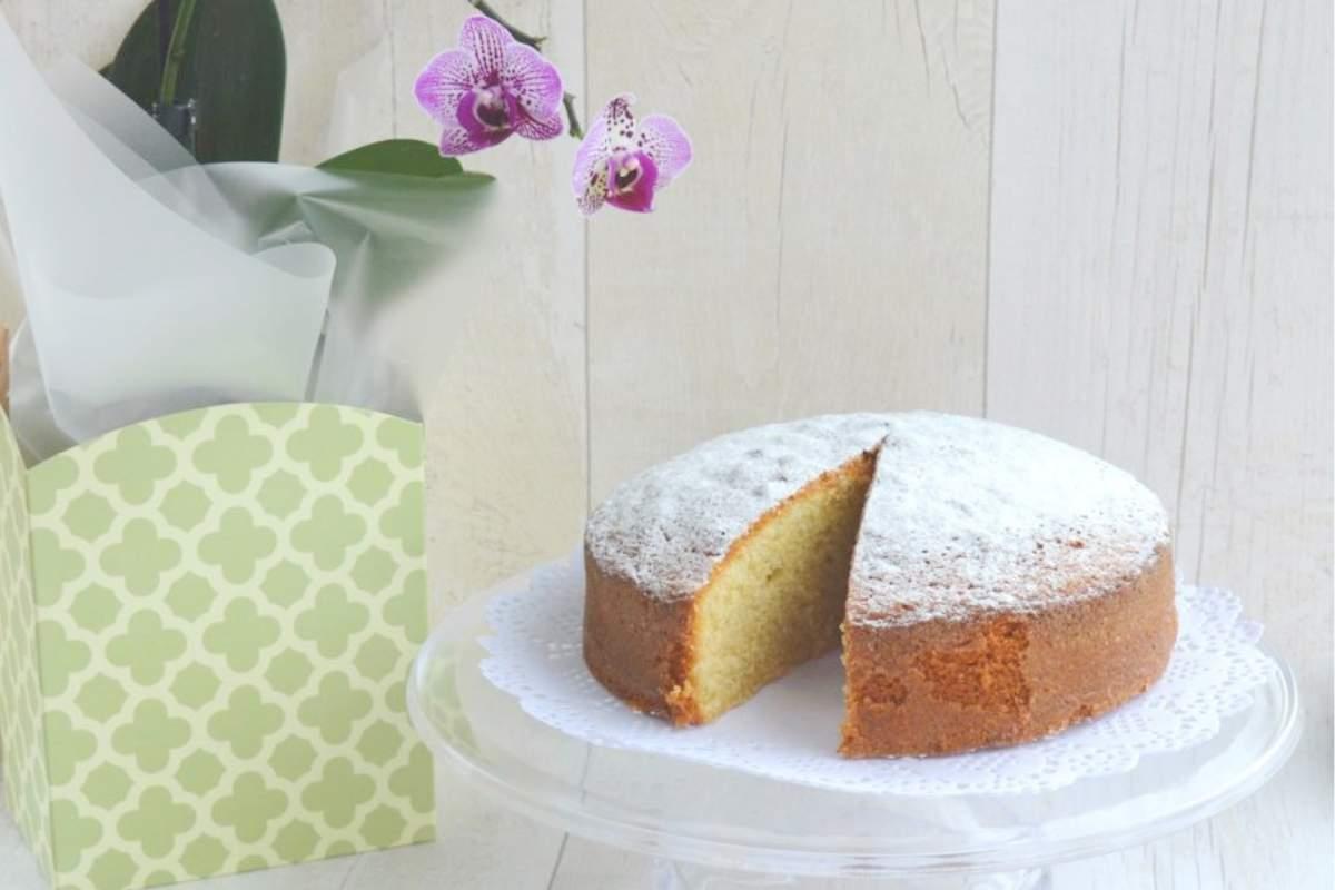 ricetta facile torta quattro quarti