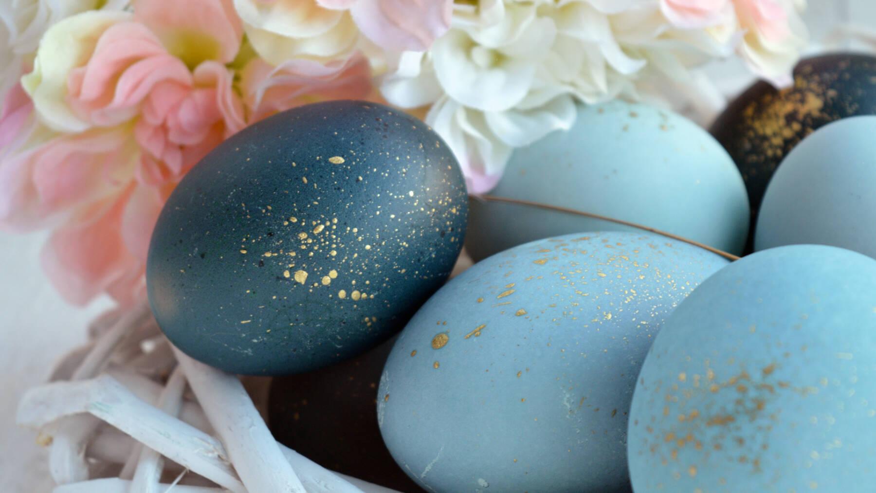 Uova sode decorate, uova decorate, diy pasqua, diy easter, craft, centrotavola di pasqua, decorazioni di pasqua, idee di pasqua, easter decorations, easter centerpiece