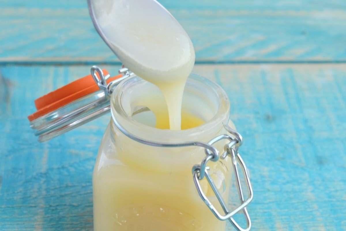ricetta facile latte condensato fatto in casa