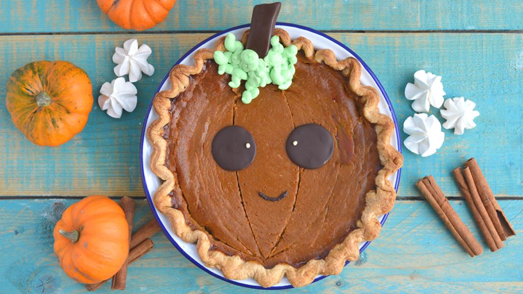 Ricetta pumpkin pie americana, torta alla zucca americana, idee torte di halloween, torta alla zucca, apple pie, dolci di hallowee, cupcake di halloween