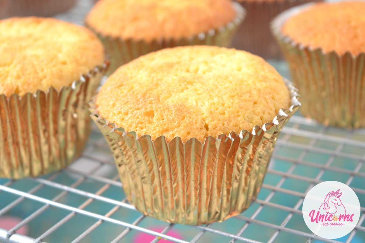 ricetta come preparare i cupcake originali americani