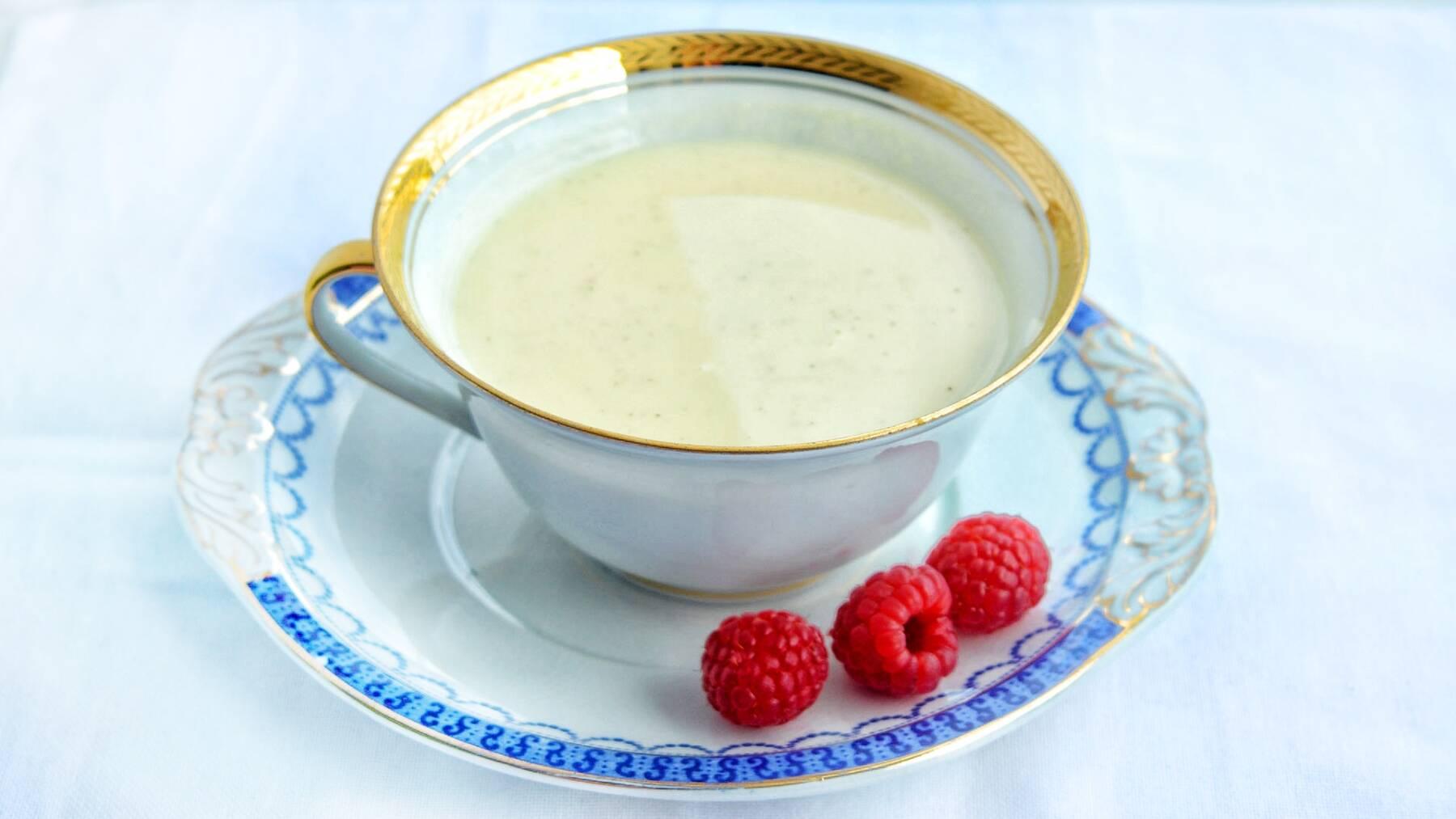 ricetta facile crema inglese per bavarese