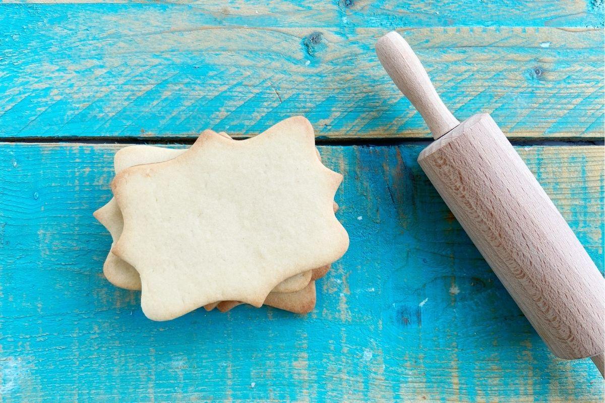 frolla per biscotti decorati