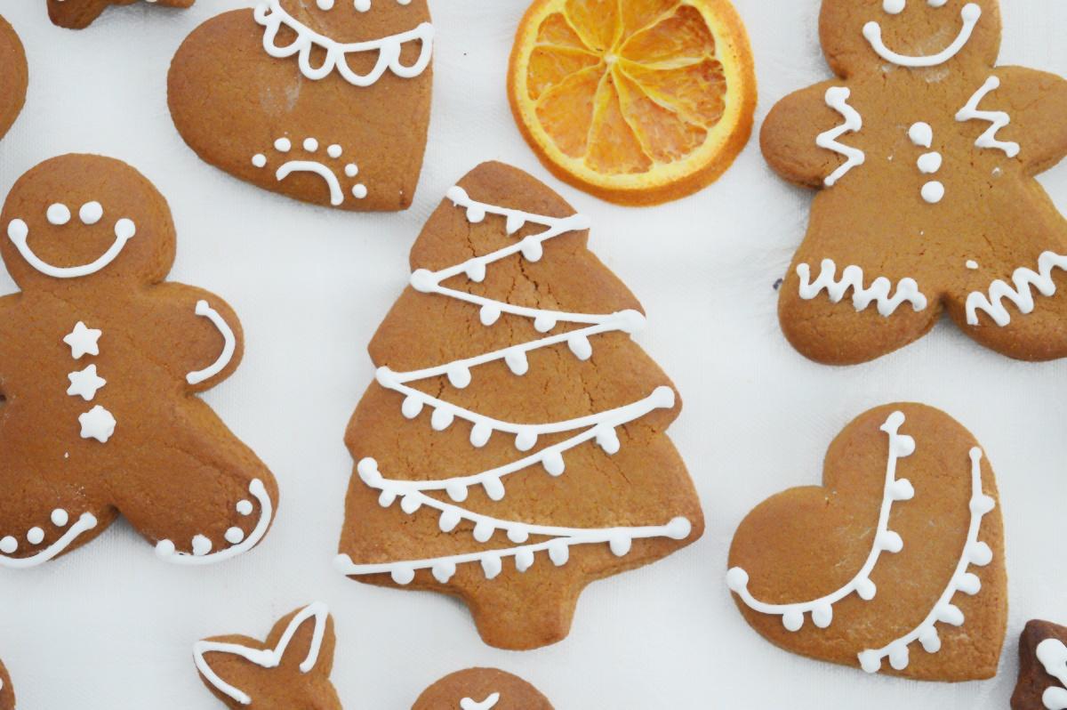 ricetta facile pan di zenzero gingerbread
