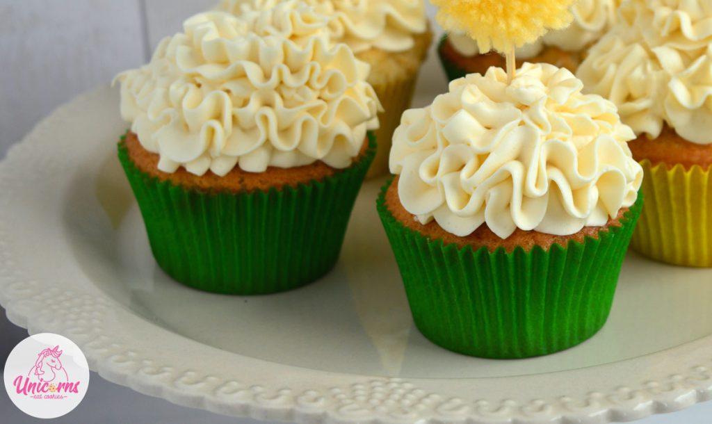 cupcake mimosa festa della donna