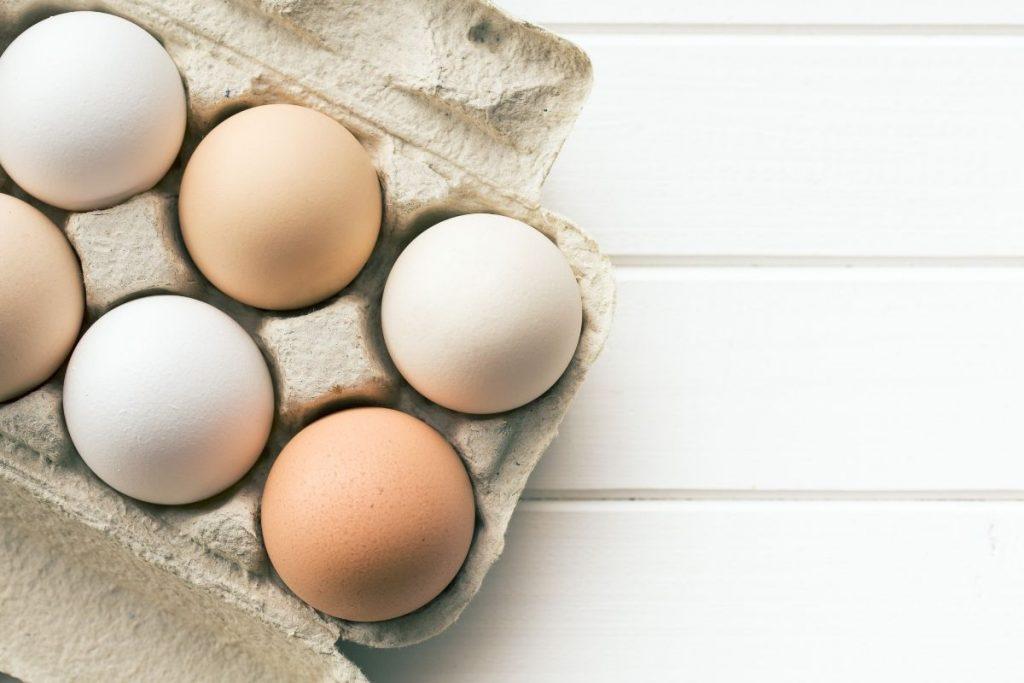come adattare le uova ad una ricetta come pesare le uova