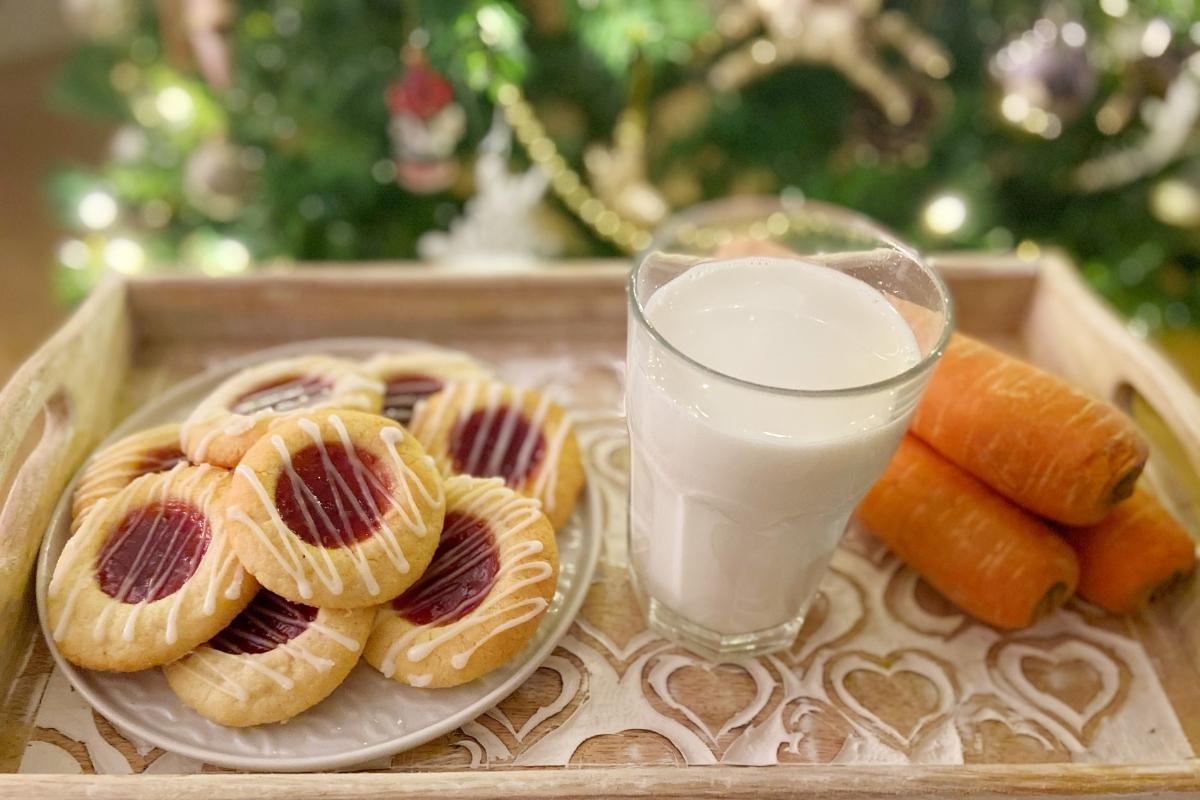 biscotti facili per babbo natale vigilia