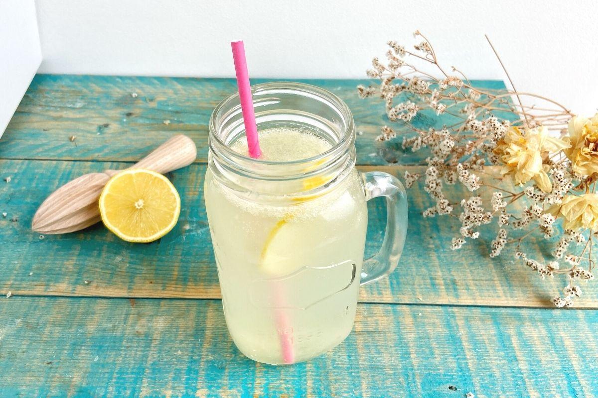 limonata fatta in casa ricetta facile veloce